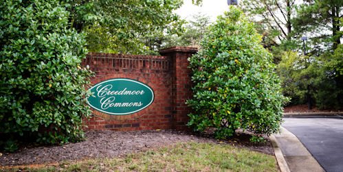 Creedmoor Commons Sign
